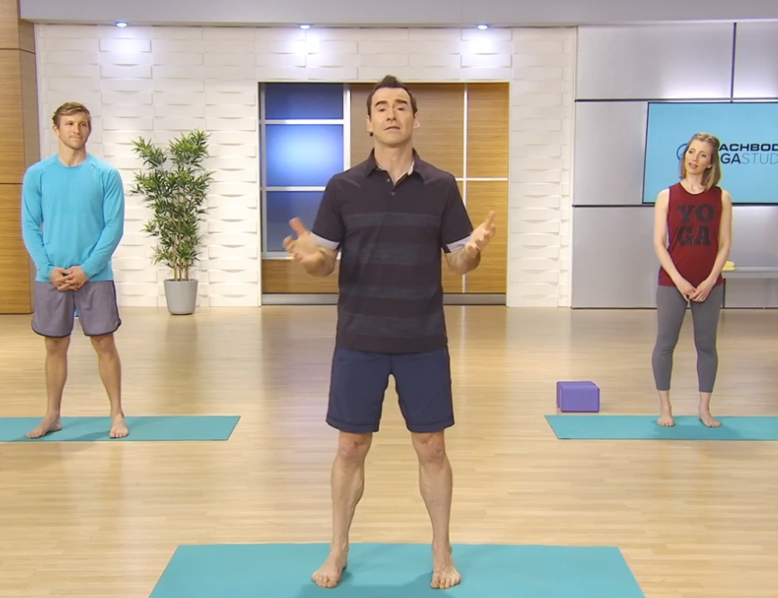 Weekend Warrior Yoga With Ted McDonald