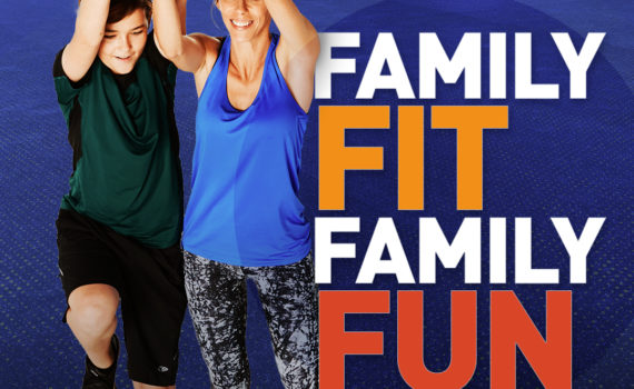 Double Time - Family Fit Family Fun