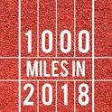 Run 1,000 Miles in 2018
