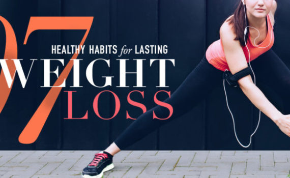 7 Healthy Habits of People Who Lost 30 Pounds or More
