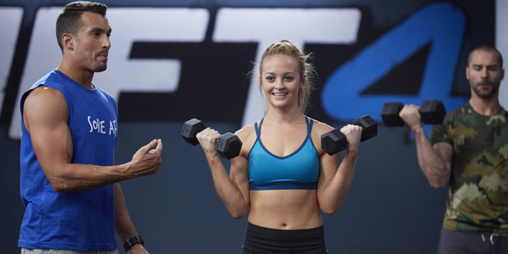 Why Weight Lifting is Great for Women