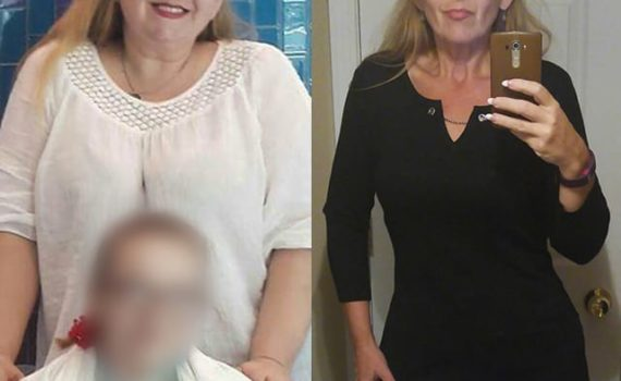 Stephanie Lost 110 Pounds with CIZE