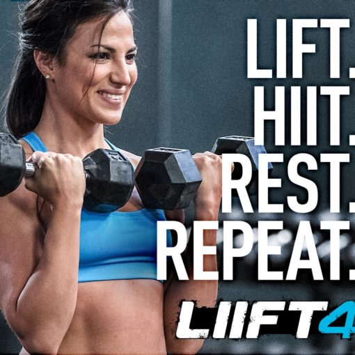 Stream LIIFT4 on Beachbody On Demand