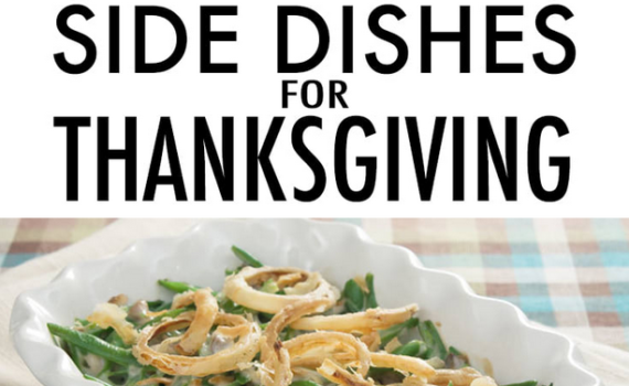 32 Healthy Thanksgiving Vegetable Side Dishes