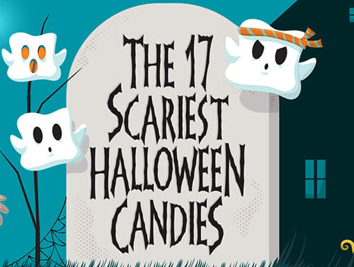 Halloween Candy - The 17 Scariest