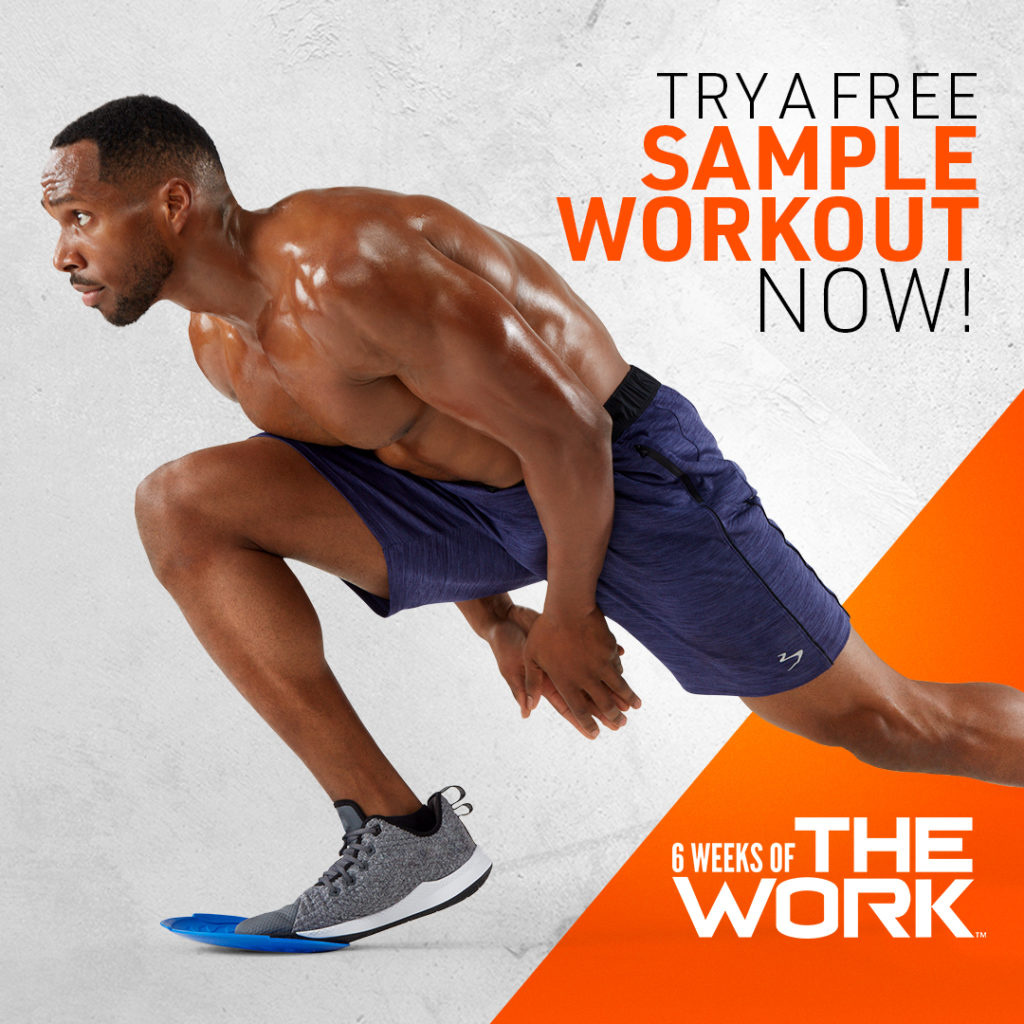 6 Weeks of The Work Free Sample Workout