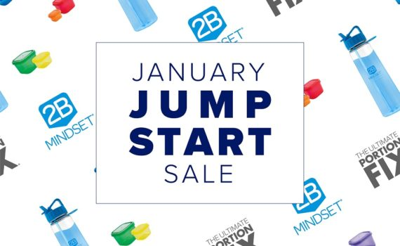 January Jumpstart Sale