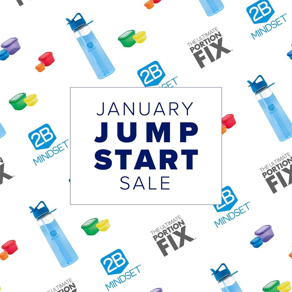 January Jumpstart Sale