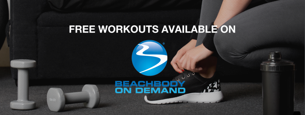 Free Sample Workouts Available on Beachbody On Demand