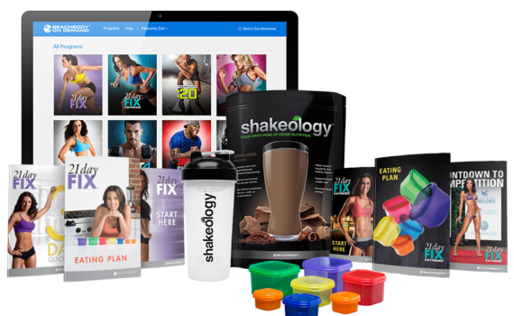 21 Day Fix Series Challenge Pack