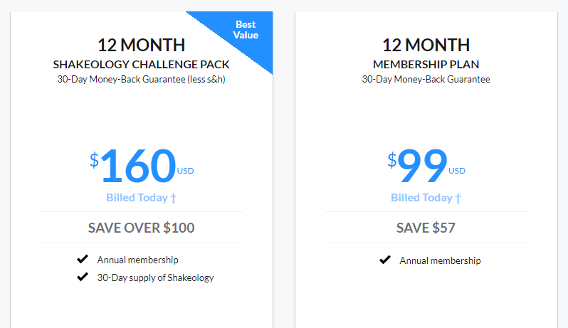 Beachbody On Demand Annual Memberships