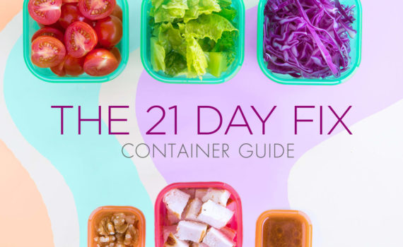 The 21 Day Fix Container Guide