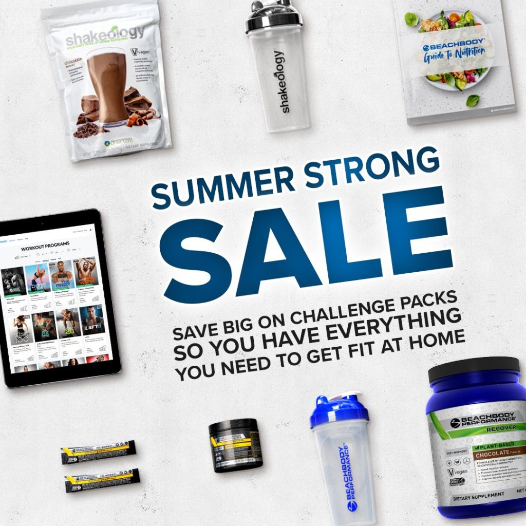 Summer Strong Sale has been extended