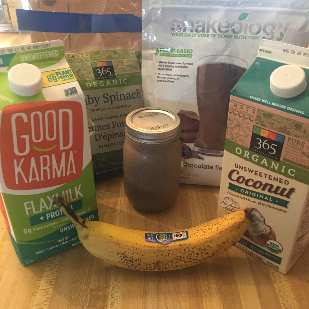 Vegan Chocolate Shakeology