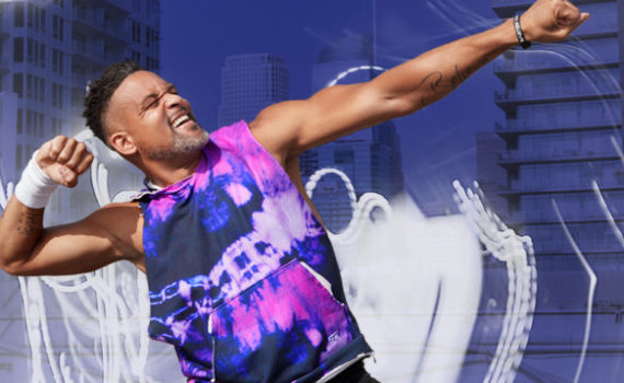 LET'S GET UP is now on Beachbody On Demand
