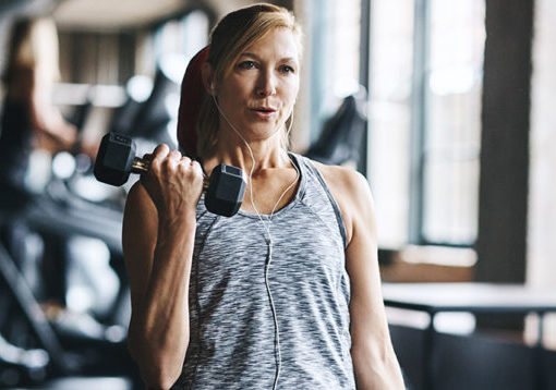Get and Stay Fit Over 40