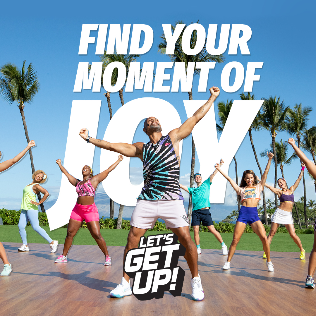 Experience the Joy of Working Out With Shaun T