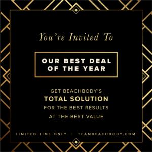 Total Solution Sale - The Best Deal of the Year