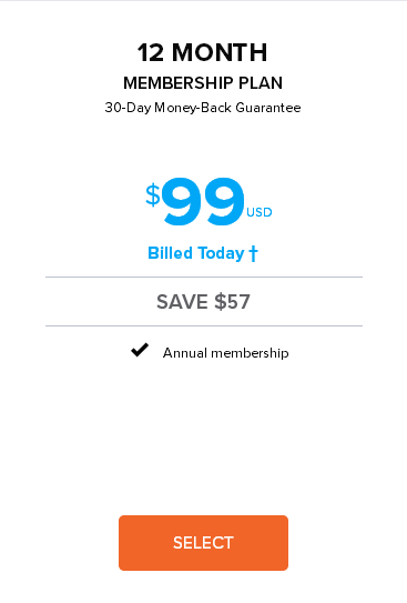 Beachbody On Demand 12 Month Annual Memberhip