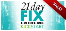 21 Day Fix Extreme + 3 Day Kickstart Challenge Pack
