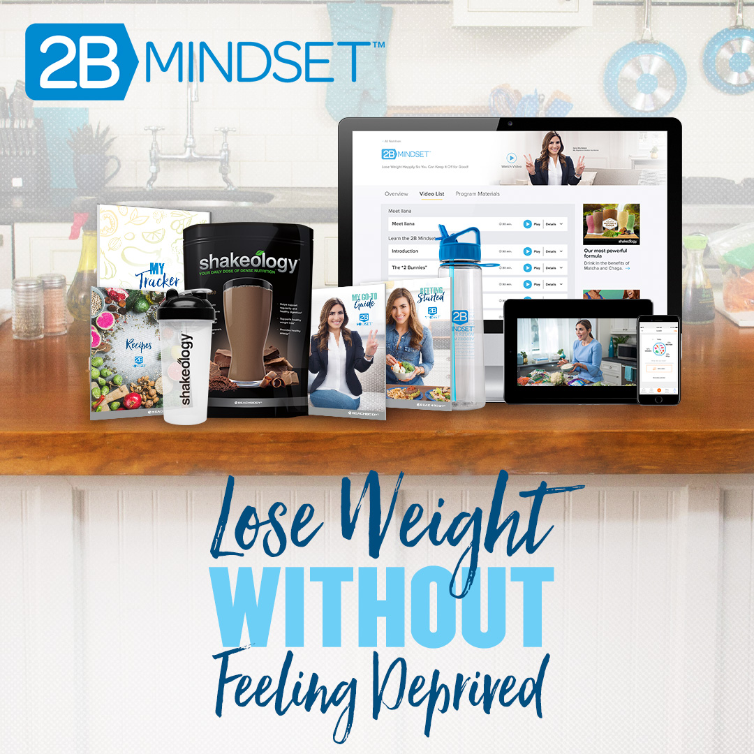 2B Mindset Nutrition Program