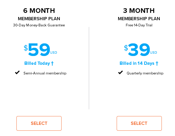 Beachbody On Demand 6 Month and 3 Months Memberships