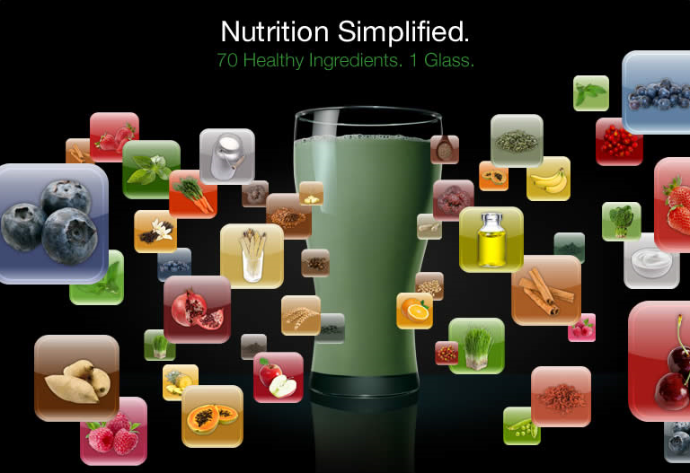 Shakeology - 70 Healthy Ingredients, One Glass