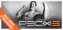 P90X3 Challenge Pack with Streaming