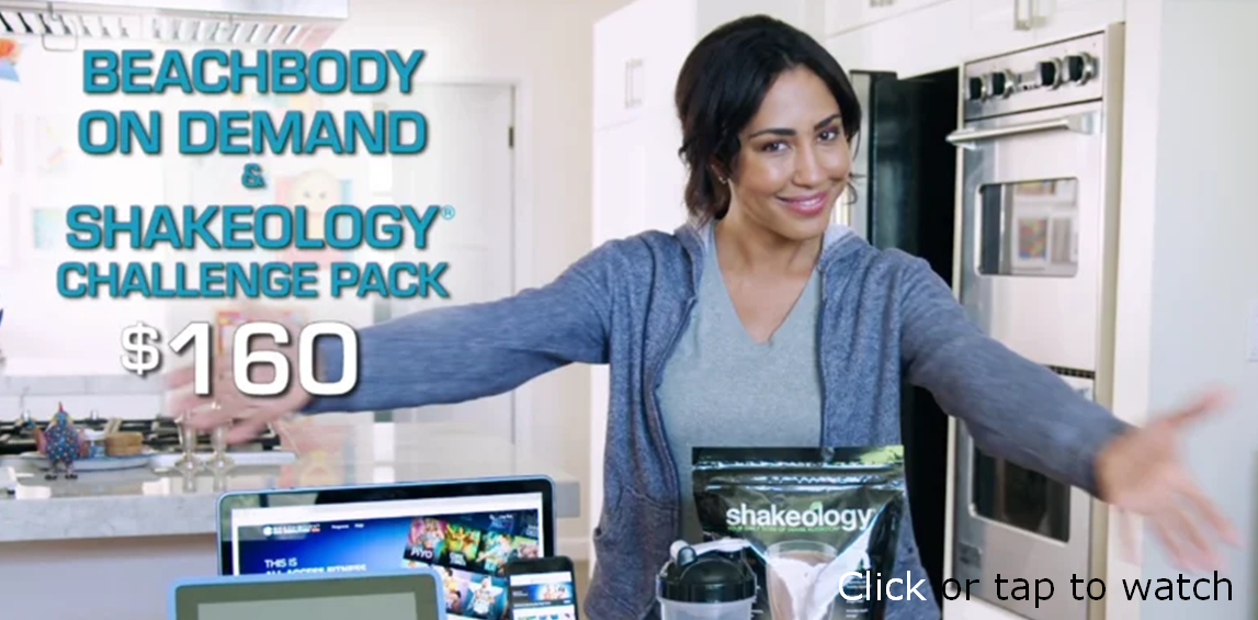 Challenge Pack Fitness and Nutrition Bundles