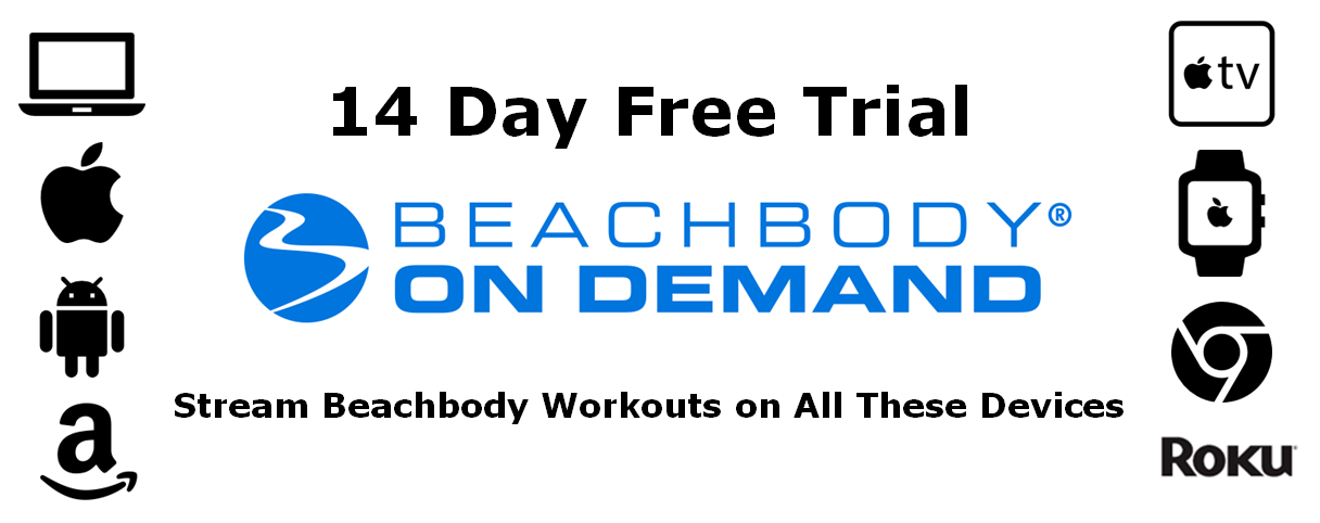 Beachbody On Demand 14 Day Free Trial