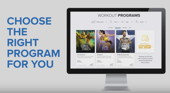 Beachbody On Demand - Choose the Right Program for You