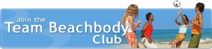 Join the Team Beachbody Club