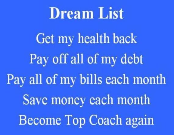 Dream List