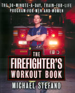 Firefighter's Workout Book