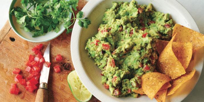 Fixate Guacamole Recipe