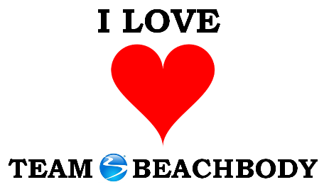 I Love Team Beachbody