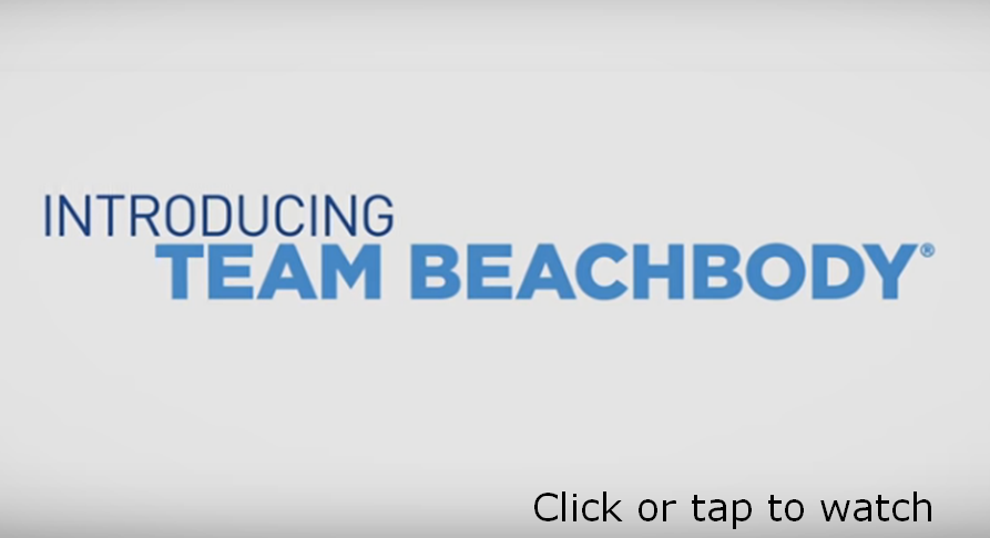 Introducing the Team Beachbody Opportunity