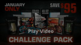 Insanity Max:30 Challenge Pack on sale - save %95.00