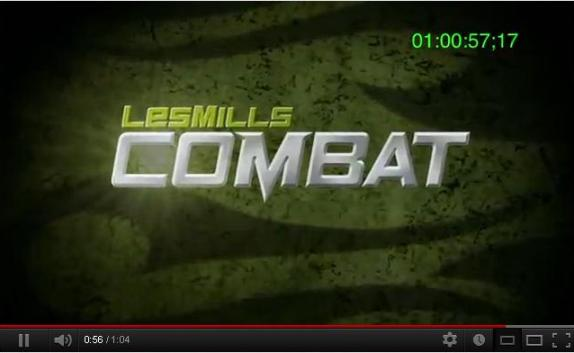 Les Mills Combat Sizzle