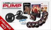 Les Mills Pump Challenge Pack