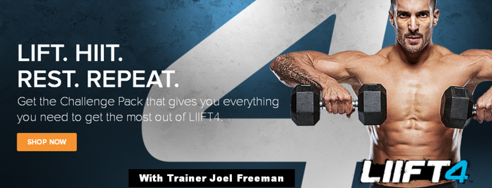 LIIFT4 With Trainer Joel Freeman