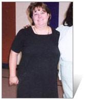 Luann 71 Pounds Overweight