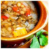 Vegetarian Lentil Stew