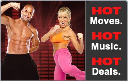 Hot Moves. Hot Music. Hot Deals.