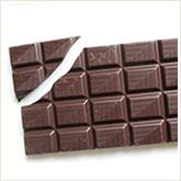 Broken Chocolate Bar