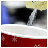 Adding Sweetener to Tea