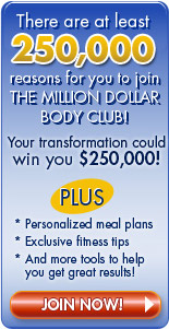Join The Million Dollar Body Club