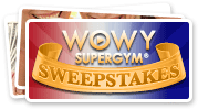 A chance to win $500 every day, just for working out
