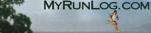 MyRunLog