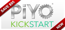 PiYo Kickstart Challenge Pack on Sale